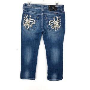 Miss Me | Capri Jeans JP6048P5 Size 28